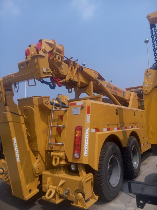 Truck Mounted Crane Exported To Georgia2