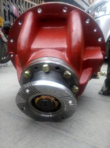 Xcmg Truck Crane Qy16d Parts- The Reducer5