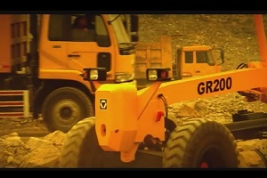 XCMG Road Construction Machinery, Road Roller, Motor Grader, Asphalt Paver