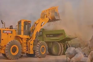 LW1200K Wheel Loader, The Leading In K Series Wheel Loader