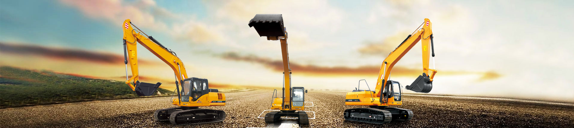 construction machinery products