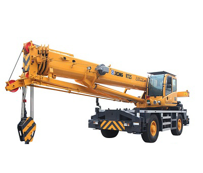 XCMG ROUGH TERRAIN CRANE RT25
