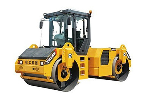 XCMG Double Drum Vibratory Road Roller