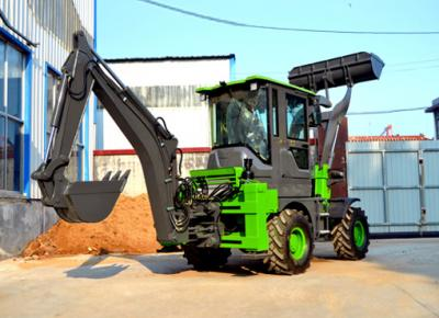 Mini Backhoe Loader WZ22-16
