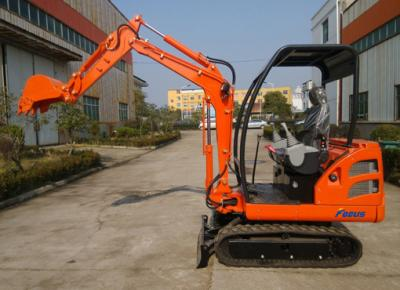 Focus Mini Excavator NT18
