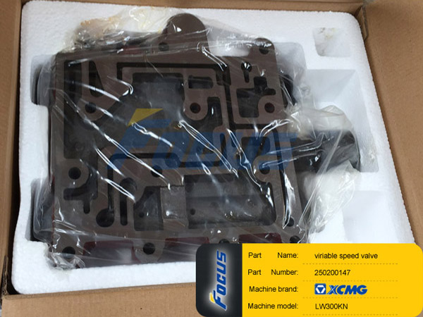 XCMG WHEEL LOADER LW300KN Viriable Speed Valve 250200147