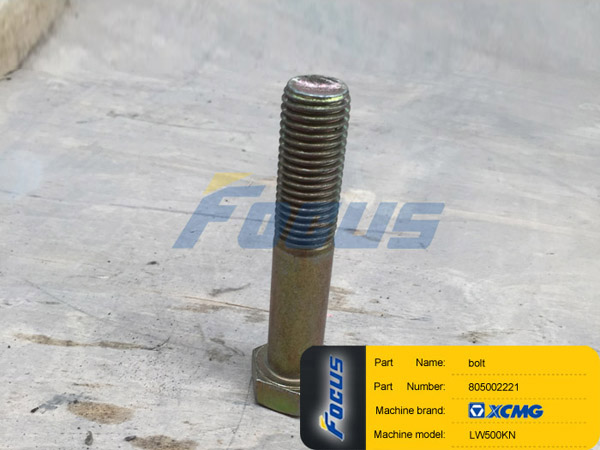 XCMG WHEEL LOADER LW500KN Bolt 805002221