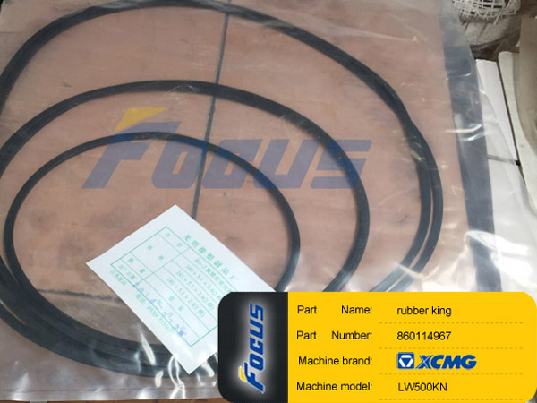 XCMG WHEEL LOADER LW500KN Rubber King 860114967