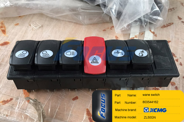 XCMG WHEEL LOADER ZL50GN Wane Switch 803544162