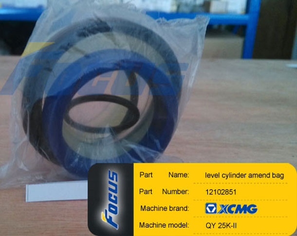XCMG QY25K-II Truck Crane Level Cylinder Amend Bag 12102851