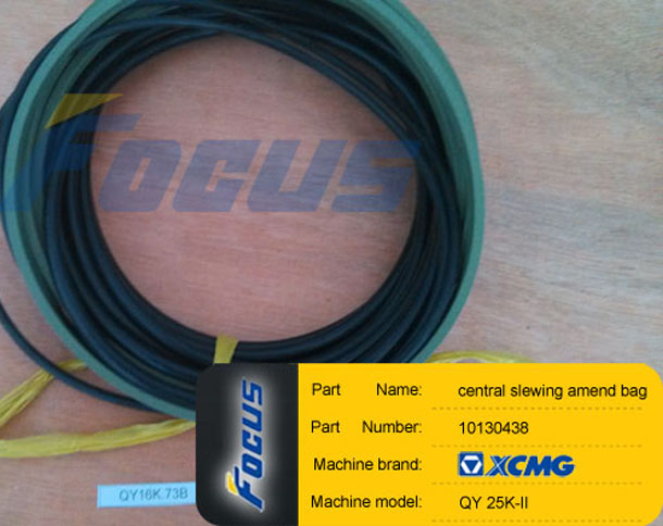 XCMG QY25K-II Truck Crane Central Slewing Amend Bag 10130438