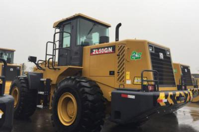 5 Sets Of ZL50GN Wheel Loader Delivered To Thailand In December