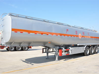 CIMC Oil Tank Semi Trailer