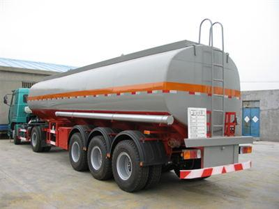 CIMC Water Tank Semi Trailer