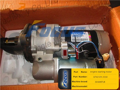 Engine Starting Motor