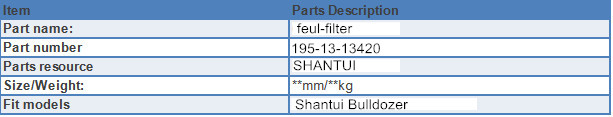 Feul Filter for sale suppliers