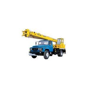 Xcmg Truck Crane Qy8b.5 specification