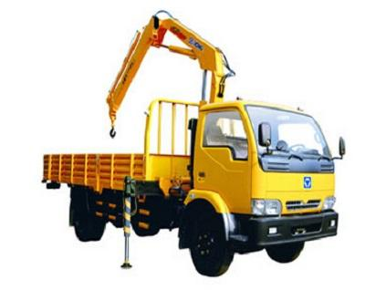 Xcmg Truck Mounted Crane Sq3.2zk1/Sq3.2zk2