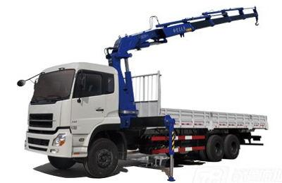 Xcmg Truck Mounted Crane Sqs300