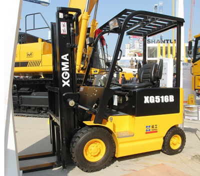 XGMA Side Foklift Truck 3T-6T